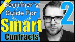 beginner u0027s guide smart contracts programming tutorial in solidity