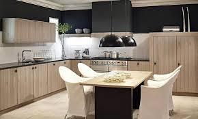 cuisine bois modele cuisine bois moderne 4 en et luxueux lzzy co