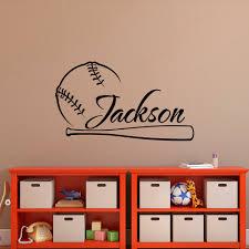 online get cheap wall decals kids baseball aliexpress com