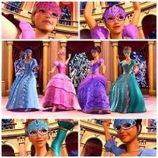 barbie musketeers dresses movie
