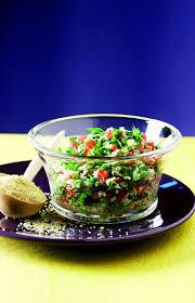 la cuisine libanaise recette le vrai taboulé libanais
