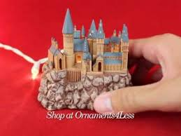 hallmark keepsake ornament 2013 harry potter hogwarts castle