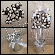 geschenke zum 25 hochzeitstag 25th silver wedding anniversary sweet tree created using original