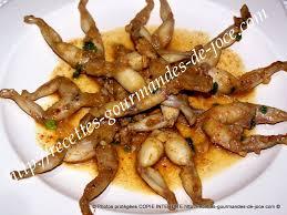comment cuisiner des cuisses de grenouilles cuisses de grenouilles aux saveurs japonaises
