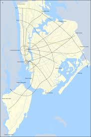 Staten Island Map Fantasy Subway Map 2 A Geographically Accurate One Page 3