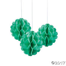 mint green tissue paper green tissue paper balls