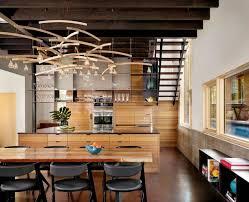 la cuisine fran軋ise meubles cuisine rustique contemporaine 50 idées de meubles en bois