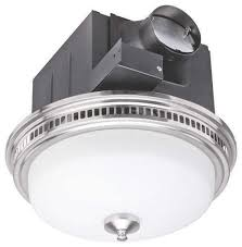 exhaust fan with light transitional bathroom exhaust fans by