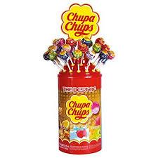 chupa chup chupa chups best of 100 lollipops 1200g co uk grocery