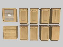 norfolk kitchen and bath 2 slab door style kitchen cabinets