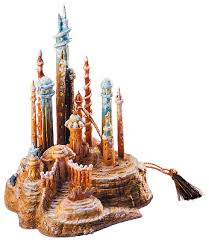 mermaid enchanted places triton s castle ornament