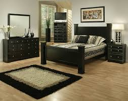 Black Wooden Bedroom Furniture by Elena Black Wood Queen Size Bed Steal A Sofa Furniture Outlet