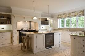 kitchen island birch shaker kitchen cabinets create funky