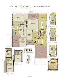 gehan floor plans sandpiper home plan by gehan homes in sabine park estates