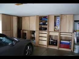 diy garage cabinet ideas diy garage storage ideas youtube