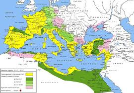 germania map germanic contacts
