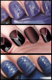 arcadianailart 3 quick u0026 easy matte nail art ideas
