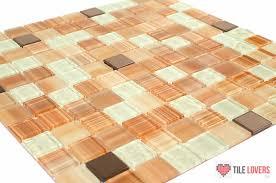 A Real Backsplash In A Box Tile Lovers Tile Lovers - Peel and stick backsplash kits