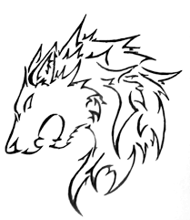 wolf by warewolfwarrior on deviantart