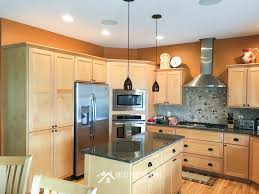 what color goes best with maple cabinets kitchen reveal 5 problems and easy solutions ideas for