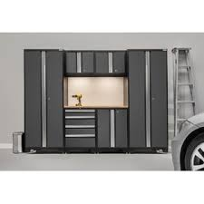 new age pro series cabinets newage products bold 3 0 series 7 piece garage storage cabinet set