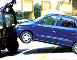 towing service towing work in thane
