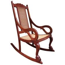 A Rocking Chair 19th Century Rocking Chairs 80 For Sale At 1stdibs