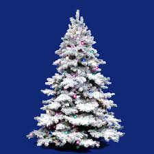 artificial flocked trees for sale tag artificial