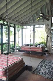 amenager une veranda la veranda moderne transformée en coin de sommeil estival design
