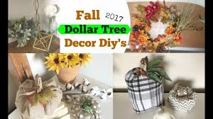 Dollar Tree Decorating Ideas Dollar Tree Diy U0027s Fall Decor Ideas Momma From Scratch Youtube