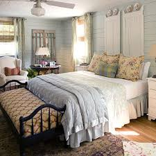 End Of Bed Seating Bench - style guide bedroom seating ideas southern living