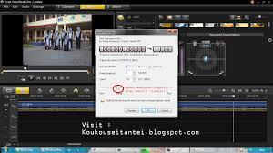 mempercepat memperlambat video dengan corel video studio pro x6