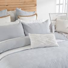 Light Blue Coverlet Oasis Light Blue Coverlet Set Pillow Talk