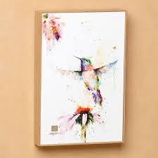 Wall Art Design Ideas wooden sculpture of hummingbird wall art