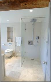 Tiling A Bathroom Floor by Take Standard Shower Doors And Add Lead Flashing For Crittal