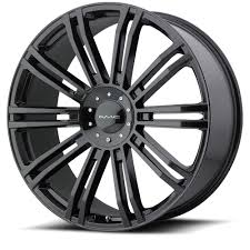 black wheels kmc wheels km677 d2