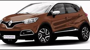 renault captur 2016 renault captur mocha brown youtube