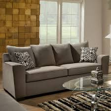 Leather Sleeper Sofa Queen by Sofas Simmons Leather Couch Queen Size Sofa Sleepers Simmons