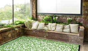 8 outdoor rugs to spice up your garden the interior editor
