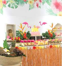 party ideas tropical hawaiian themed party ideas tropical decorations