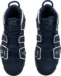 obsidian color nike nike air more uptempo obsidian 921948 400 release date sneakerfiles