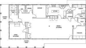 common house floor plans delaware street commons cohousing common house