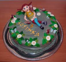 dort s pinčem fany cake with pinscher fany moje dorty my