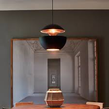 black and copper pendant light home lighting home lighting kitchen copper pendant light with19