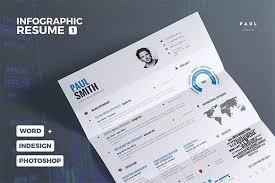 infographic resumes 21 stunning creative resume templates
