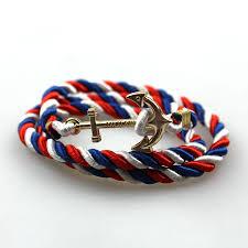 rope bracelet images Handwoven immanuel anchor rope bracelet fanduco jpg