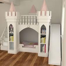 Princess Castle Bunk Bed Best 25 Castle Bed Ideas On Pinterest Girls Princess Bedroom