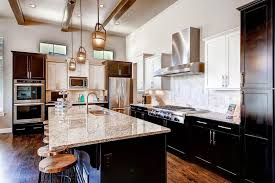 Dark Shaker Kitchen Cabinets 25 Beautiful Transitional Kitchen Designs Pictures Designing Idea