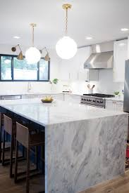 Kitchen Countertop Ideas by Best 25 Super White Quartzite Ideas Only On Pinterest White