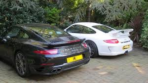 porsche for sale uk porsche 911 991 turbo pdk 64 plate 2014 for sale